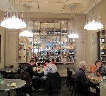 restaurant boco deco plateau sur mesure cerclage inox
