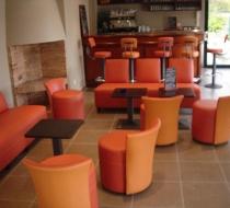 mobilier pouf canapé plaza
