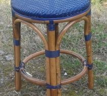 tabouret rotin plaza outdoor