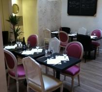 chaise restaurant classique