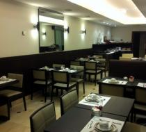 mobilier restaurant  salle petit déjeuner