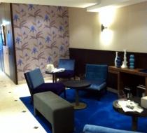 fauteuil salle detente hotel plaza mobilier