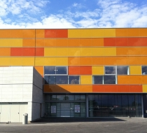 facade terarsse cafeteria