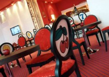 chaise casino mobilier plaza